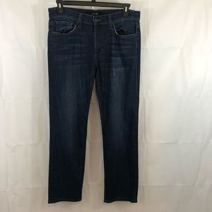 Joe's Jeans the Brixton Med wash blue